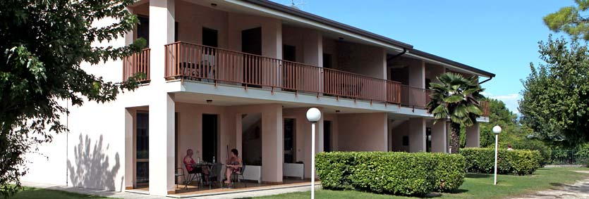 holiday apartments on Lake Garda Italy