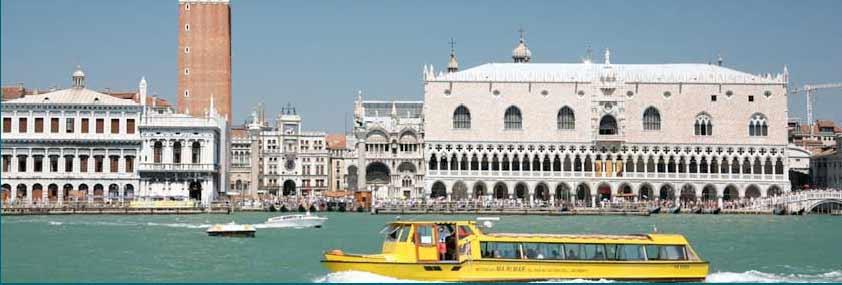 Venezia city of art - Italy lake Garda