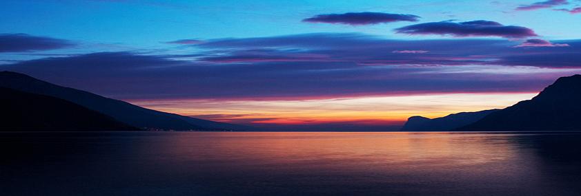 Il meteo sul lago di Garda a Manerba del Garda - campeggio Garden Tourist