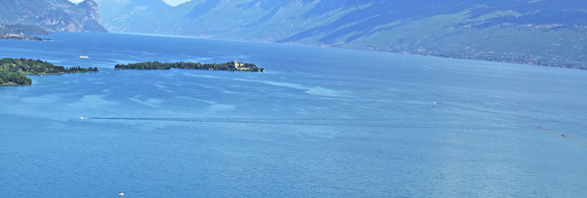 Prices for holiday apartments on Lake Garda